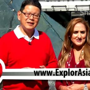 The Pitch: ExplorAsian 2015 on Shaw TV