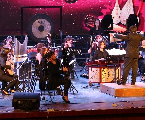 Taiwan's Little Giant Chinese Chamber Orchestra collaborating with Vancouver musicians