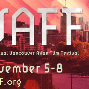 The 19th Annual Vancouver Asian Film Festival is back this November!