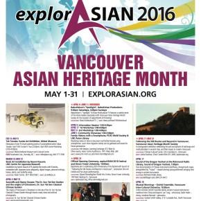 explorASIAN 2016 Official Festival Program