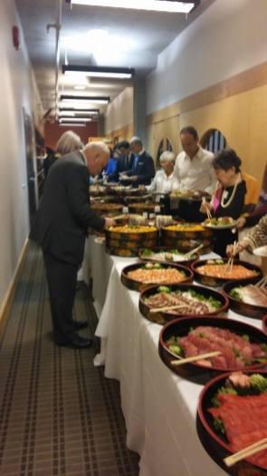 Fujiya Japanse food was a hit!