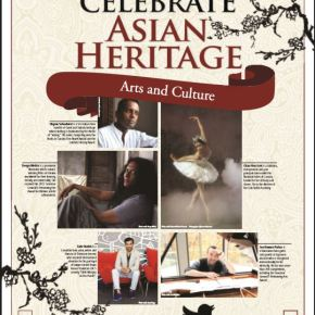 Celebrate Asian Heritage  Arts and Culture
