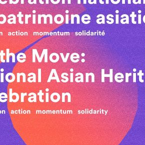 On the Move: National Asian Heritage Celebration May 29