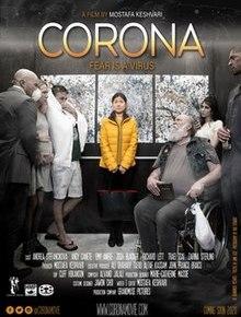 Canadian Filmmaker Mostafa Keshvari's feature film Corona