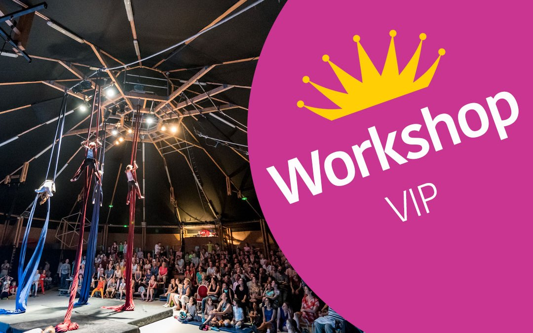Nouveau workshop photo sur les Arts du cirque !