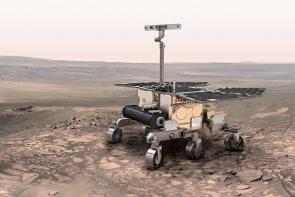 ESA's ExoMars Rover