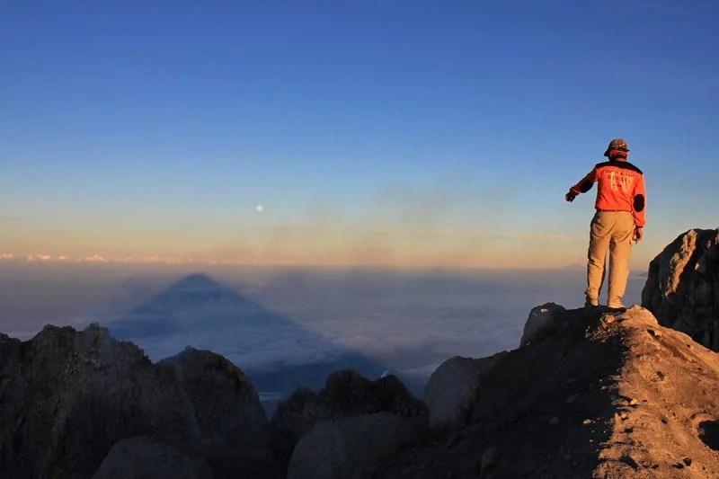 Merapi Volcano