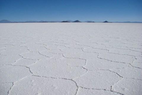 Otherworldly Uyuni Salt Flats (Salar de Uyuni), Bolivia