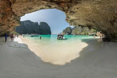 Koh Phi Phi Leh, Maya Bay – Thailand's Most Famous Beach