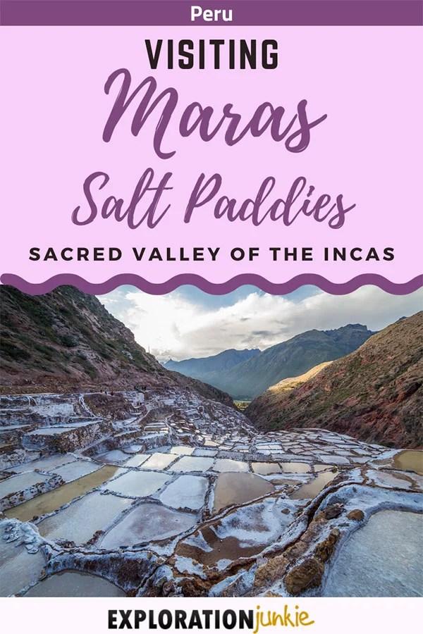 Maras Salt Mines Pinterest Image