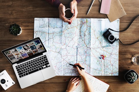 3 Kinds Of Itineraries And Which One To Choose For Your Trip
