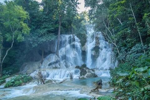 Kuang Si Falls, Laos – A Natural Tourist's Paradise