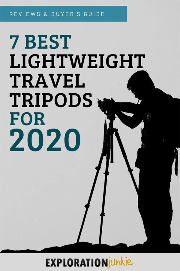 best lightweight travel tripod