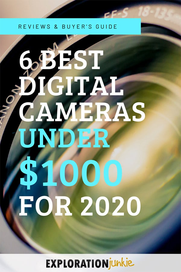 best digital cameras under 1000
