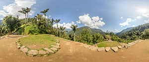Lost City Trek, Day 3 (Ciudad Perdida)