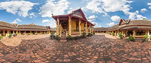 Vientiane, Wat Sisaket Temple