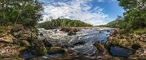 Journey on the Potaro River