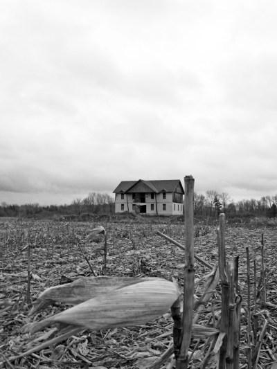 Abandoned New House