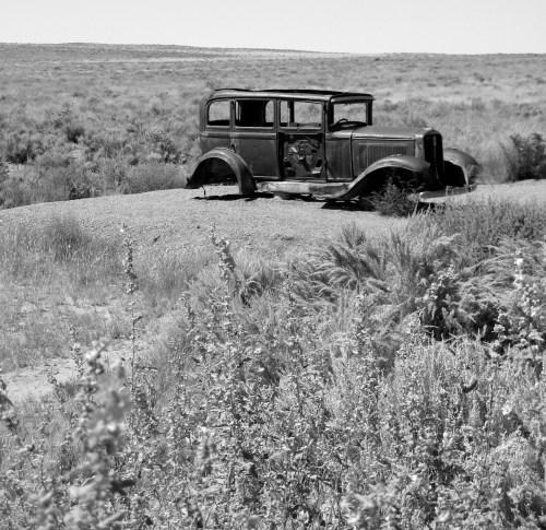 Route 66 Studebaker