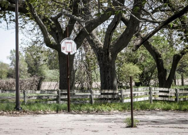 Camp 30 Basketball Court