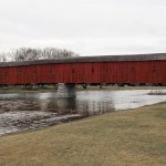 "West Montrose Covered ""Kissing"" Bridge"