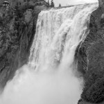 Montmorency Falls – Quebec City