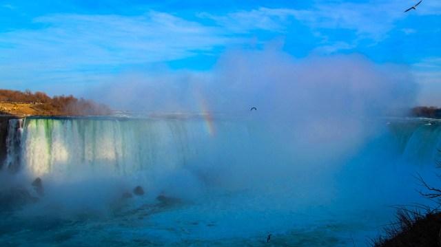 Horseshoe Falls Niagara Falls Ontario