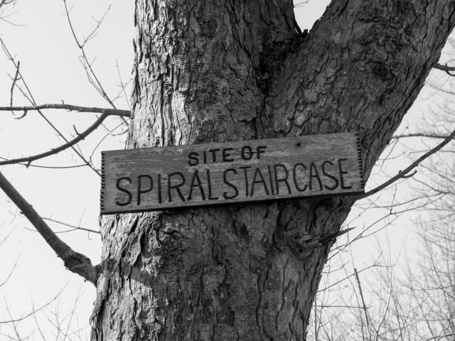 Spiral Staircase Decew Falls