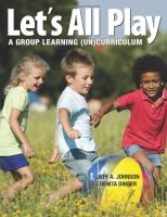 Let's All Play Book Cover