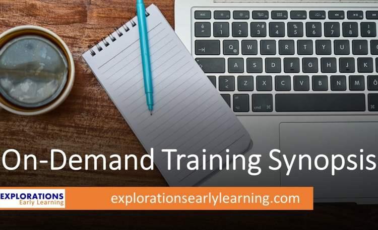 On-Demand Training Synopsis