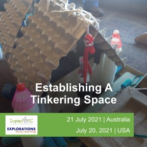Establishing A Tinkering Space
