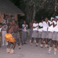 Botswana: Leaving the Kalahari