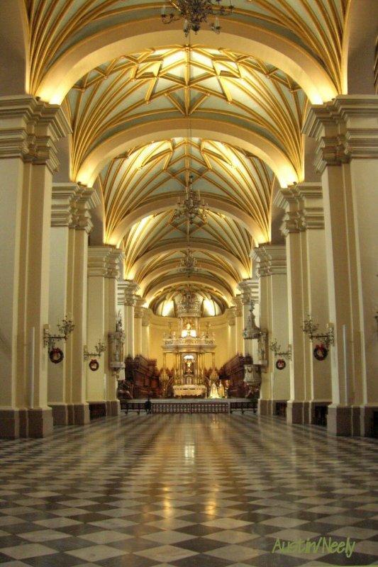 Lima Cathedral Dscn0334
