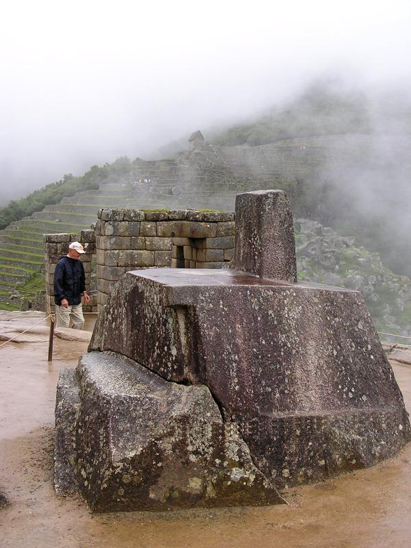 Machu Picchu Peru - ExplorationVacation P1010042