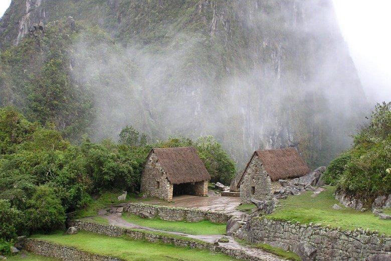 Machu Picchu Peru - ExplorationVacation P1010046