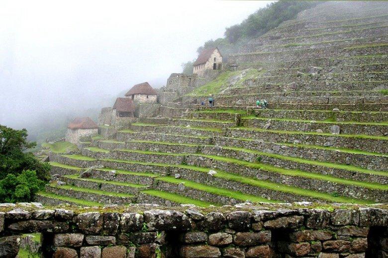 Machu Picchu Peru - ExplorationVacation P1010060