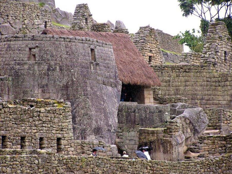 Machu Picchu Peru - ExplorationVacation P1010137