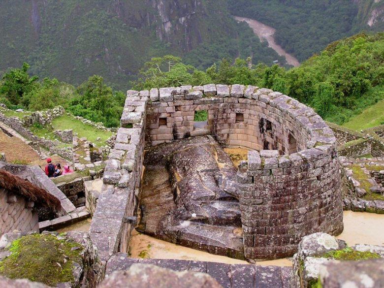 Machu Picchu Peru - ExplorationVacation P1010170