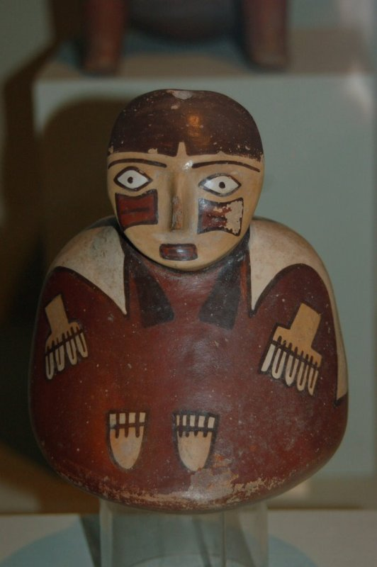 Peruvian pottery - ExplorationVacation 2005-12-27_15_29_50