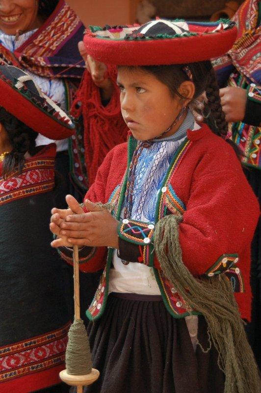 Weaving in Peru - ExplorationVacation 2006-01-01_09_27_13