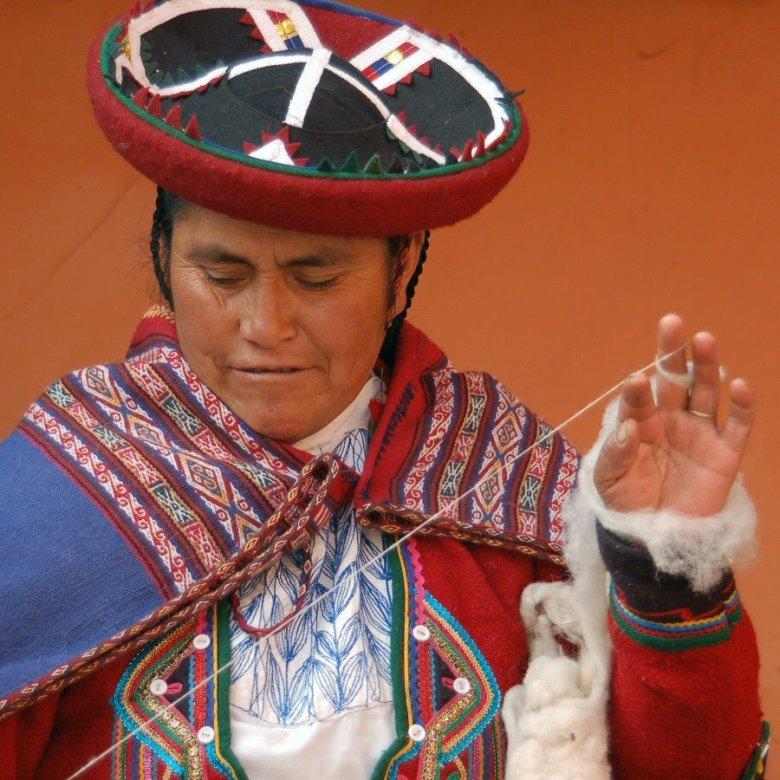 Weaving in Peru - ExplorationVacation 2006-01-01_09_27_22