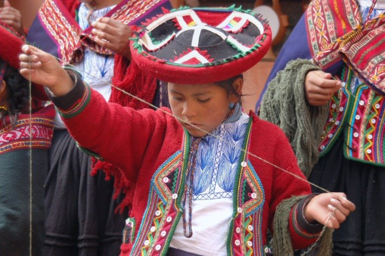 Weaving in Peru - ExplorationVacation 2006-01-01_09_31_18
