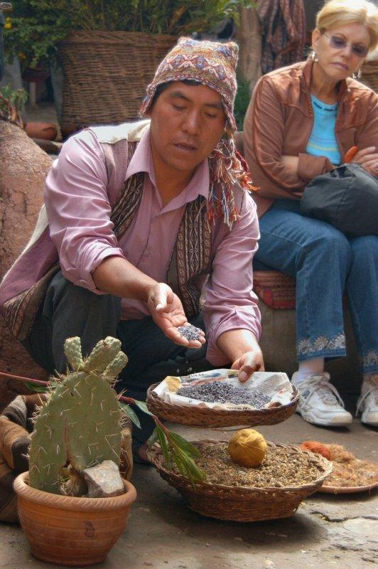 Weaving in Peru - ExplorationVacation 2006-01-01_09_31_47