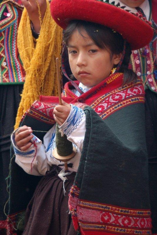 Weaving in Peru - ExplorationVacation 2006-01-01_09_33_23