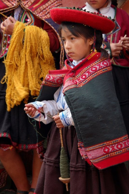 Weaving in Peru - ExplorationVacation 2006-01-01_09_33_46