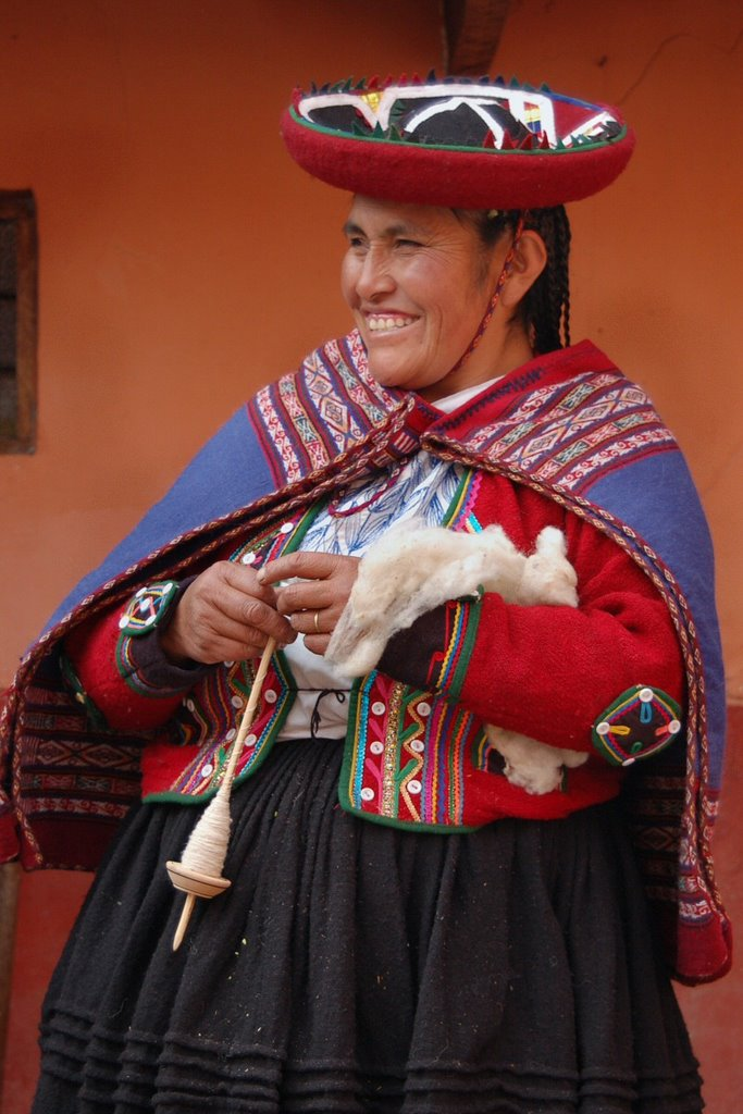 Weaving in Peru - ExplorationVacation 2006-01-01_09_36_05