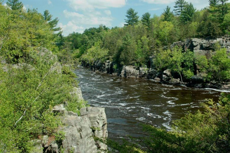 St Croix River Interstate Park Minnesota - www.ExplorationVacation.net