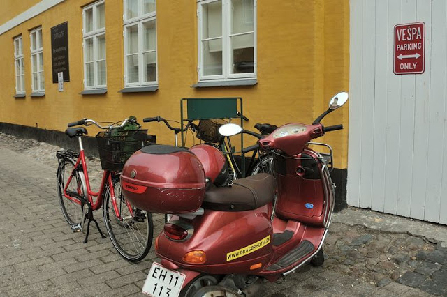 bike and motorcycle in Denmark - ExplorationVacation.net