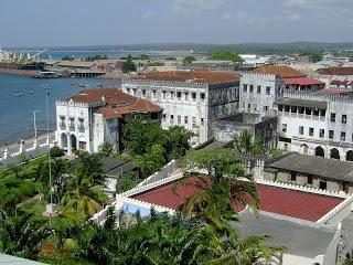 The Sultan's palace, Zanzibar
