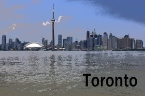 Toronto cartoon